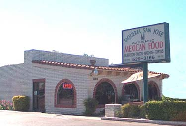 Taqueria San Jose - Authentic Mexican Food